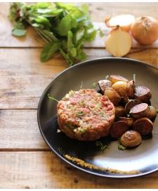 tartare bœuf