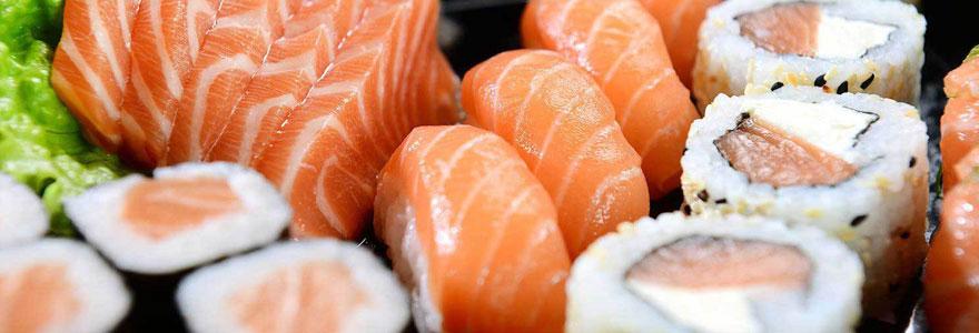 Un bon repas japonais à Nice
